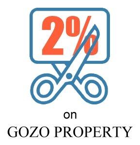 2% Stamp Duty On Gozo Property